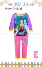 Piyama Baby Junior Wardrobe 22E Frozen 12M