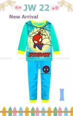 Piyama Baby Junior Wardrobe 22I Spiderman 9M