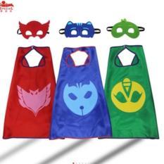 Pj Mask Cape And Mask Catboy & Gekko - Bof6zg