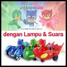 Pj Mask Mobilan / Pj Masks Car Toys - Hr59by