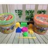Situs Review Play Sand Pasir Kinetic Ember Besar