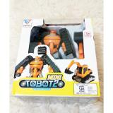 Harga Play Toys Tobot Transformable Robot Mini Orange Online