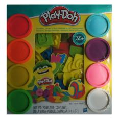 Playdoh PD NUMBERS LETTERS N FUN
