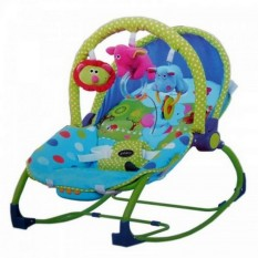 PLIKO - Ayunan Bayi Baby Bouncer Rocking Chair Hammock
