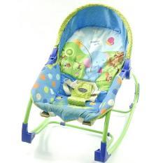 PLIKO baby rocking chair - hammock - kursi ranjang goyang bayi