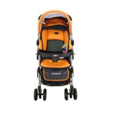 Pliko Bebesitos Pk 368 Baby Stroller Kereta Dorong Bayi 4 In 1 Orange Dki Jakarta Diskon 50