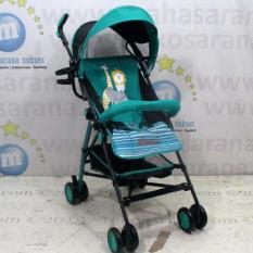 Harga Pliko Buggy Winner Pk 106 Buggy Baby Stroller Kereta Dorong Bayi Hijau Baru