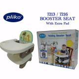 Review Terbaik Pliko Folding Booster Seat With Extra Pad