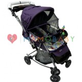 Pliko Paris Pk 399 Baby Stroller Kereta Dorong Bayi 4 In 1 Ungu Terbaru