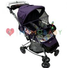 Jual Beli Online Pliko Paris Pk 399 Baby Stroller Kereta Dorong Bayi 4 In 1 Ungu