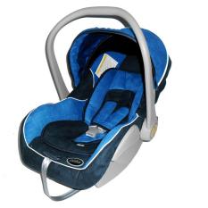 Miliki Segera Pliko Pk 02 New Baby Carrier Car Seat Kursi Jinjing Bayi Kursi Mobil Bayi Biru Tua