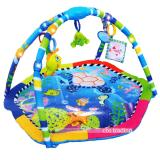 Jual Beli Pliko Playmat Playgym The Undersea World With Music And Light Matras Main Anak Dunia Bawah Laut Baru Indonesia