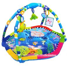 Iklan Pliko Playmat Playgym The Undersea World With Music And Light Matras Main Anak Dunia Bawah Laut