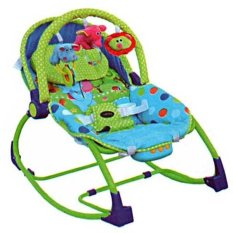 Pliko rocking chair hammock Bouncer dari newborn hingga toddler