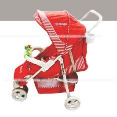 Beli Pliko Runner 2 Baby Stroller Bs 328 Lightweight Kereta Dorong Bayi Merah Yang Bagus
