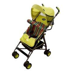 Cara Beli Pliko Stroller New Buggy Winner S 106 Kereta Dorong Bayi Lite Green