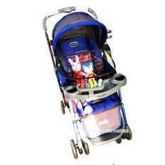 Tips Beli Pliko Stroller New Grande S 268 With 4 In 1 Features Kereta Dorong Bayi Biru
