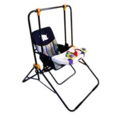 Pliko Swing 202 With Toys Set - Ayunan Bayi