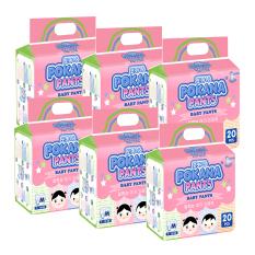 Beli Pokana Baby Pants Premium M20 Isi 6 Lengkap