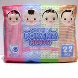 Spesifikasi Pokana Pants Baby Diaper Super Dry S22 Paling Bagus