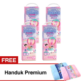 Diskon Pokana Popok Pants Super L 26 Girls Karton Isi 4 Gratis Handuk Premium Indonesia