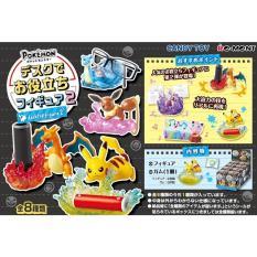 Pokemon Desktop Figure 2 Split - Eba96c - Original Asli