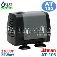 Review Pompa Air Water Pump Atman At 103 Acbdb7 Original Asli Di Dki Jakarta