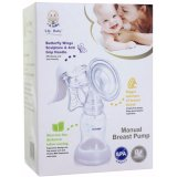 Diskon Iq Baby Pompa Asi Manual Manual Breast Pump With Ergonomic Handle Indonesia