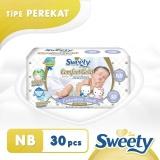 Spesifikasi Popok Sweety Gold Comfort Nb 30 Karton Isi 12