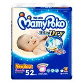 Harga Popok Celana Bayi Mamypoko Extra Dry Nb52 Mamypoko Terbaik