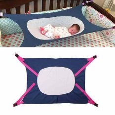 Portable Baby Boks Cradle Dengan Bed Mainan Hammock Baby Gift Baby Shower Elastis-Internasional By Costel.