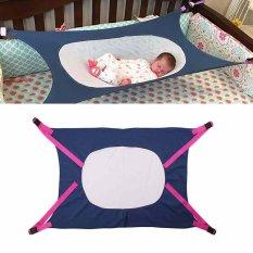 Portable Baby Boks Cradle Dengan Bed Mainan Hammock Baby Gift Baby Shower Elastis-Internasional By Costel.