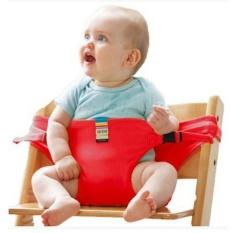 Portabel Bayi Children Kursi Kursi Tinggi Anak Seatbelt untuk Sabuk Menyusui Their Anak Booster Lipat Makan Perlengkapan Makan Bayi sabuk-Internasional