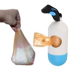 Portable Plastik Hanging Baby Popok Sampah Sampah Kotak Isi Ulang Case Organizer Dengan 20 Pcs Sekali Pakai Tas Di Dalam By Yoursmile Store.