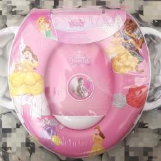 Jual Potty Seat Handle Beauty And The Beast Potty Cover Online