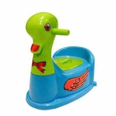 Potty Trainer Seat Duck closet duduk anak balita