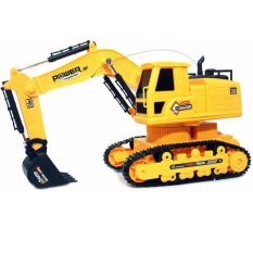 Jual Rc Excavator 7 Channel Power Ori