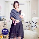Harga Premium Gendongan Kaos Baby Leon Cotton Geos Selendang Katun Slendang Bayi By 46 Gb Ukuran L Navy Original
