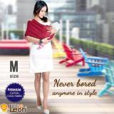 Model Premium Gendongan Kaos Baby Leon Cotton Geos Selendang Katun Slendang Bayi By 46 Gb Ukuran M Red Chili Terbaru