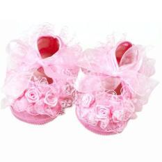 Harga Prewalker Baby G*Rl Rossy Pink