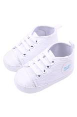 Jual Sepatu Anti Slip Lembut Prewalker Kanvas Lucu Yang Dapat Membuat Orang Yang Melihatnya Tertawa Terbahak Bahak Atau Justru Kesal Karena Merasa Anak Bayi Balita Bayi Perempuan Sepatu Pelatih Putih Ukuran 11 Pas Bayi Berusia Sampai 6 Bulan Vococal Original