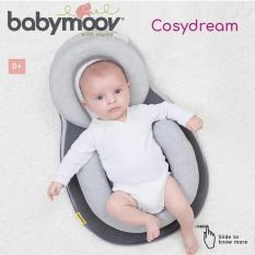 Prime Babymoov Cosydream/Alas Tidur,Bantal Untuk Bayi Bisa Ditaruh Di Stroller Atau Tempat Tidur Bayi 1 Pcs