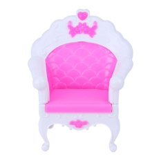 Putri Sofa Kursi Perempuan Mainan Manis Seperti Mimpi Furniture untuk Boneka Barbie-Internasional