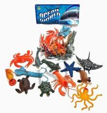 Spek Promo Binatang Laut Ocean World 5012A Murah