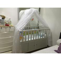 Beli Promo Gajian Kelambu Baby Box Harga Pabrik Modernfurniture