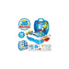 Penawaran Istimewa Promo Mainan Edukasi Edukatif Anak Doctor Set Koper Kit Dokter Terbaru