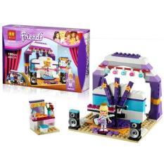 Promo Mainan LEGO FRIENDS BELA 10155 - SINGING SHOW Diskon Full