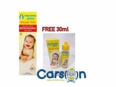 Promo Minyak Telon Tresno Joyo 100Ml Free 30Ml Multi Diskon 30