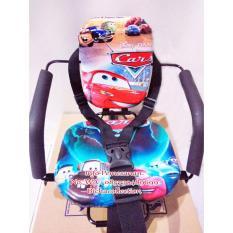 PRomo Terlaris Produsen kursi bonceng anak di depan motor matik tempat duduk anak depan motor matik terlaris