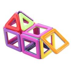"PTQ 40 PCS Portable Anak Umum • Blok Mainan Anak-anak Educationalstacking Blok Bangunan Set With Kotak Penyimpanan Bandung Photo:"" Laki-laki Girls Randomcolor-Intl"